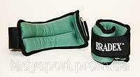 Утяжелителя для рук и ног «Геракл» от Bradex Ankle Wrist Weights 0.5 kg, фото 1