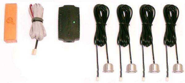 Multitronics PU-4TC парктроник (silver)