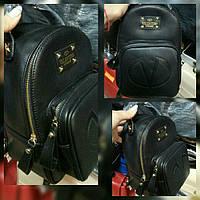 Стильный маленький женский рюкзак  Valentino В20860