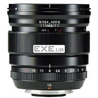 Объектив Fujifilm XF-16mm F1.4 R WR (16463670)