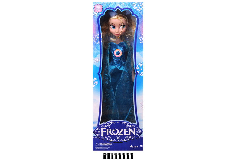 Кукла Frozen музыкальная 018А