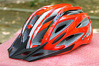 Шлем велосипедный ROSWHEEL Red, фото 1