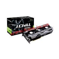 Видеокарта nVIDIA GTX 1080 8GB GDDR5X 256-bit CORE:1873MHZ iChill GeForce GTX 10 (C108V3-2SDN-P6DNX)