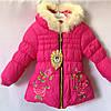 Детская куртка демисезонная для девочки оптом 1-3 года