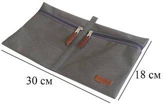 Дорожный органайзер для чемодана (5 шт) ORGANIZE P005 (разные цвета) , фото 3