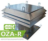 Вентилятор крышный осевой OZA-R-090
