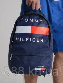 Городской рюкзак TOMMY HILFIGER, портфель для школы, школьный портфель, молодежный портфель не оригинал, фото 1