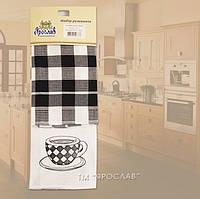 Вафельные полотенца на кухню 2шт.
