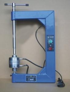 Вулканизатор с винтовым прижимом настольный AJD-10 Best