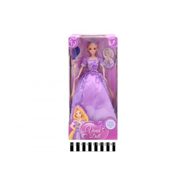 Кукла музыкальная 5026Е, коробка 17*12*36 см