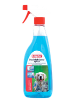 Beaphar Дезинфицирующее спрей для обработки окружающих животное предметов и поверхностей 500 мл (10717)