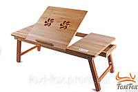 Столик для ноутбука с активным охлаждением, фото 1