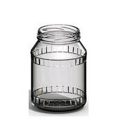 "Банка стеклянная 0,92 л ""Твист"" под евро-крышку D-82 (упаковка 12 шт)"