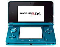 Nintendo 3ds (Aqua Blue) (USA) новая, фото 1