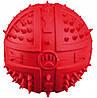 Мяч Trixie Toy Ball для собак резиновый, с пищалкой, 9 см