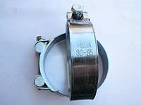 Хомут 80-85 W1 силовой HYDRO TECH стальной оцинкованный
