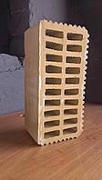 Кирпич керамический рядовой полуторный (большой выбор цветов под заказ), фото 1