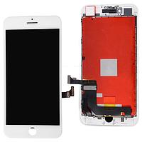 Дисплей (экран) для Apple iPhone 7 + с сенсором (тачскрином) белый Оригинал