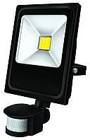 Прожектор LED NEOMAX 10W 220V IP65 6500K с сенсором