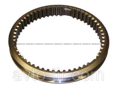 Кольцо синхронизатора коробки передач ZF16S151/181/221 MAN, МАН ТГА, 769186281 - Avto TIR      Подбор запчастей по VIN коду в Волынской области