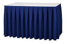 Банкетные юбки на стол Стандартной высоты, фото 3