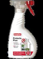 Beaphar Protecto Plus спрей для уничтожения насекомых в местах обитания животных 400мл (11037)
