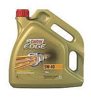 Масло моторное Castrol Edge Titanium FST 5W40 4л
