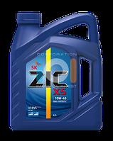 ZIC Моторное масло ZIC X5 10W-40 4л