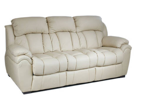 """Стильный кожаный диван """"BOSTON"""" (200см)"""