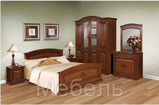 Спальня Верона 4-х дверный шкаф ф-ка Вега