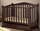 Детская кроватка Prestige 8 с пеленальным комодом Luxuri Baby Dream, фото 5