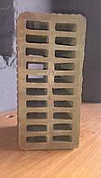 Кирпич керамический рядовой двойной (большой выбор цветов под заказ)