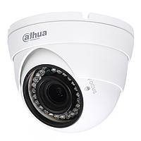 Уличная купольная варифокальная HDCVI камера Dahua HAC-HDW1400RP-VF, 4 Мп