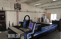 Лезер для резки металла оптоволоконный HSG 1.2 кВт б/у