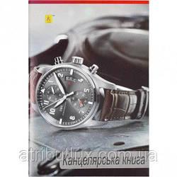 Книга канцелярская А4 газетка 48 л