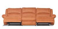 """Новый трехместный кожаный диван """"Sydney"""" (Сидней) (221 см)"""