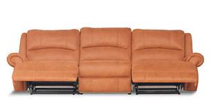 """Новый трехместный кожаный диван """"Sydney"""" (Сидней) (221 см), фото 2"""