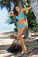 Шикарный купальник-бикини Liza от TM Marko (Польша) Цвет голубой