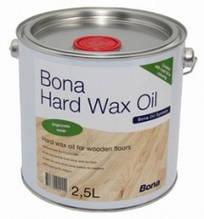 Bona Hard Wax Oil 2,5л Бона Хард Вакс Ойл масло воск для пола и паркета