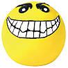 Игрушки Trixie Balls Smileys для собак латексные, смайлики, 4 шт