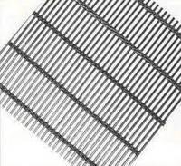 Сетка тканая конвейерная (тросиковая) 0,8/0,8 мм