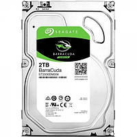 "Жесткий диск внутренний SEAGATE 3.5"" SATA 3.0 2TB 7200RPM 6GB/S New BarraCuda (ST2000DM006)"