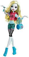 Кукла Monster High Лагуна Блю базовая перезапуск Lagoona Blue