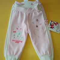 Штаны с носками для новорожденных