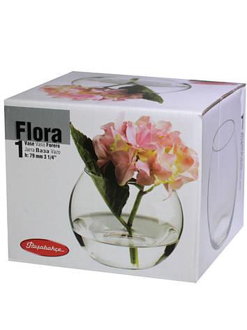 Ваза как аквариум 100мм Flora 1шт 43407, фото 2