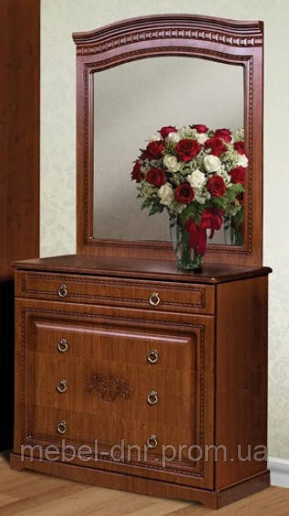 Комод + зеркало Верона Вега 935*875*486