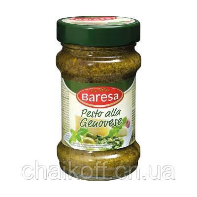 Соус Baresa Pesto alla Genovese 190g (шт.) (Италия)