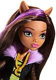 Кукла Monster High Клодин Вульф базовая перезапуск - Clawdeen Wolf, фото 7