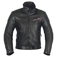 ATROX AРТ. NF-8142 Куртка зі шкіри, чорного кольору