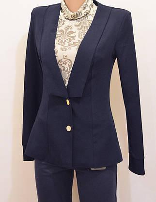 Пиджак женский классический, фото 2